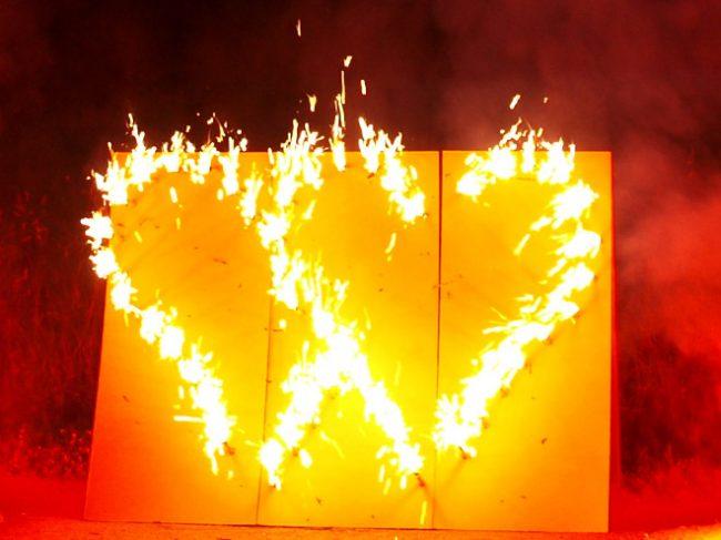 Krause und Sohn Feuerwerk
